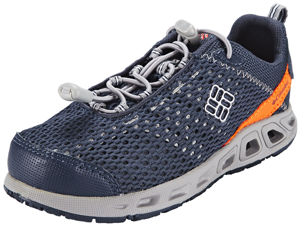 Zapatos azules Columbia Drainmaker infantiles H9DVwp9h0Q